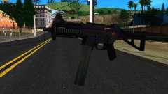 UMP45 from Battlefield 4 v2