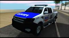 Ford Ranger P.B.A 2015 Text4 para GTA San Andreas