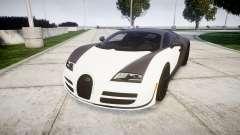 Bugatti Veyron 16.4 Super Sport [EPM] Carbon para GTA 4