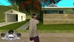 C-HUD Gueto de Habitación para GTA San Andreas