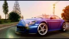 GTA 5 Dewbauchee Rapid GT Coupe [HQLM] para GTA San Andreas