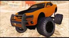 Chevrolet Camaro SUV Concept para GTA San Andreas