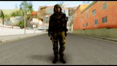 Engineer from Battlefield 4 para GTA San Andreas