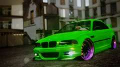 BMW M3 E46 MILKA