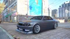Toyota Chaser JZX100 para GTA 4