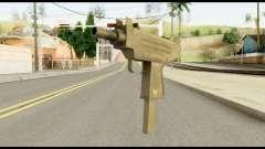 New Micro SMG para GTA San Andreas
