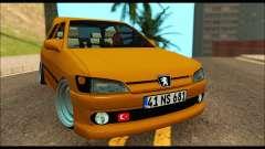 Peugeot 306 GTI (41 NS 681) (RC) para GTA San Andreas