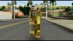 TNT from Metal Gear Solid para GTA San Andreas
