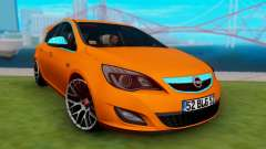 Opel Astra J Team para GTA San Andreas
