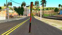 Baseball Bat with Blood para GTA San Andreas