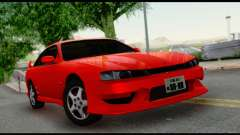 Nissan Silvia S14 Ks para GTA San Andreas