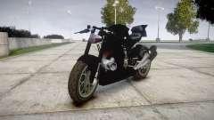 KTM 1190 RC8 StreetFight