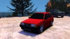 VAZ 2109 para GTA 4
