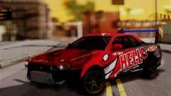 Nissan Skyline R34 HELL DT