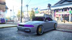 Nissan Skyline R32 GT-R Origin Kit para GTA 4