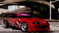 Toyota Supra HELL DT para GTA San Andreas