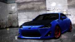 Subaru BRZ Drift Built