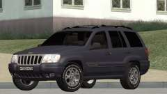 Jeep Grand Cherokee WJ para GTA San Andreas