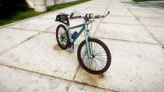La policía de la bicicleta de montaña [ELS]
