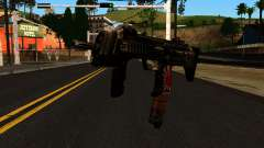 Machine from Shadow Warrior para GTA San Andreas