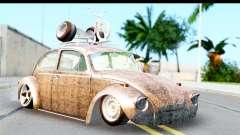 Volkswagen Beetle Vosvos 1973