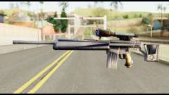 PSG1 from Metal Gear Solid para GTA San Andreas