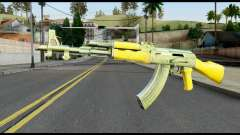 AK47 from Max Payne para GTA San Andreas