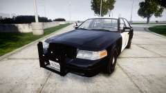 Ford Crown Victoria Highway Patrol [ELS] Slickto para GTA 4