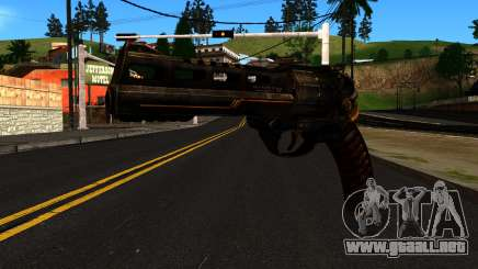 Pistol from Shadow Warrior para GTA San Andreas