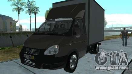 GAZel 3302 para GTA San Andreas