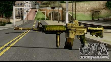 SOPMOD from Metal Gear Solid para GTA San Andreas