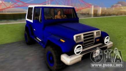 Messa Off-Road Styling pack v1 para GTA San Andreas