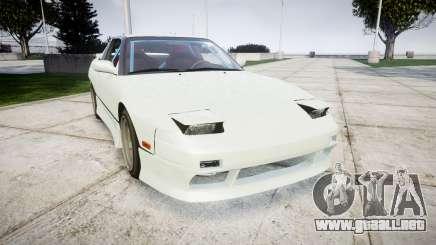 Nissan 240SX Vertex para GTA 4