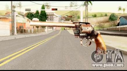 CSAA from Metal Gear Solid para GTA San Andreas