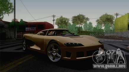 GTA V Overflod Entity XF v.2 (IVF) para GTA San Andreas