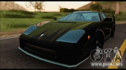 Turismo Limited Edition para GTA San Andreas
