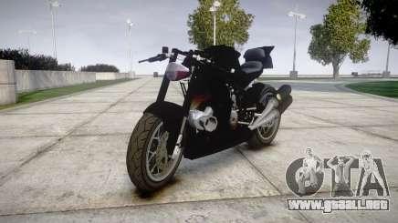 KTM 1190 RC8 StreetFight para GTA 4