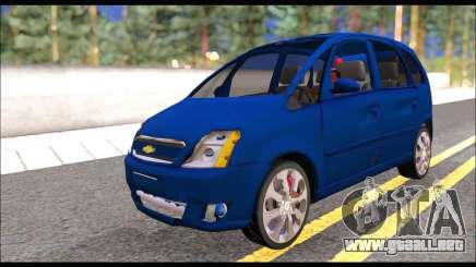 Chevrolet Meriva para GTA San Andreas