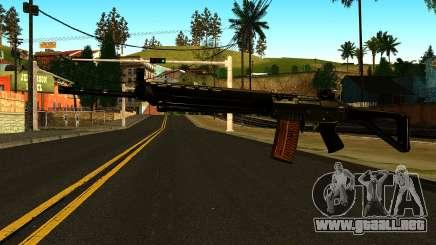 SIG-550 from S.T.A.L.K.E.R. para GTA San Andreas