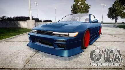 Nissan Silvia S13 1JZ para GTA 4