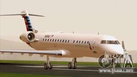 Bombardier CRJ700 American Eagle Airlines para GTA San Andreas