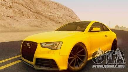 Audi RS5 (RC) para GTA San Andreas