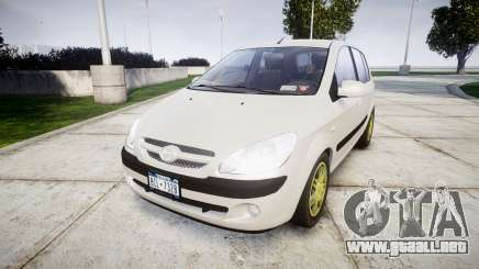 Hyundai Getz 2006 para GTA 4