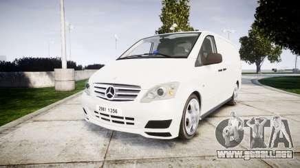 Mercedes-Benz Vito GIGN [ELS] para GTA 4