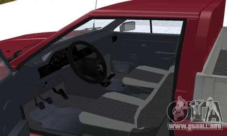 Daewoo FSO Polonez Truck Plus ST 1.9 D 2000 para las ruedas de GTA San Andreas