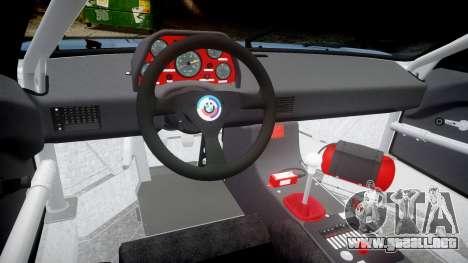 BMW M1 [EPM] para GTA 4 vista hacia atrás