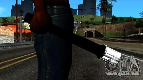 New Grenade para GTA San Andreas tercera pantalla