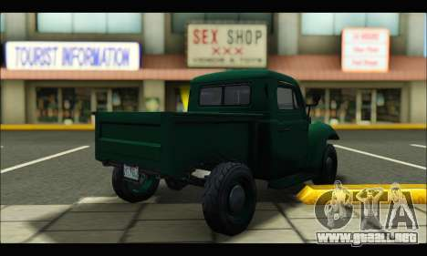 Rat Loader (GTA V) para GTA San Andreas