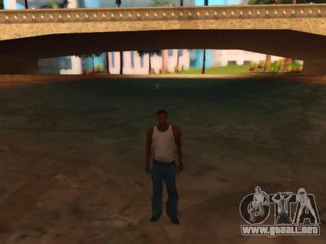 ENB by Robert para GTA San Andreas sexta pantalla
