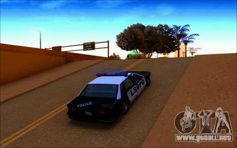 Ivy ENB June para GTA San Andreas segunda pantalla